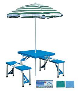 Складной стол со стульями PICNIK
