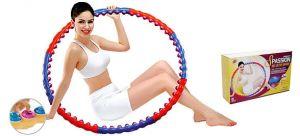 Обруч Passion Health Hoop New весом 2,0 кг