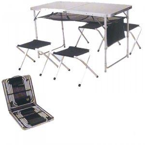 Стол туристический складной со стульями.