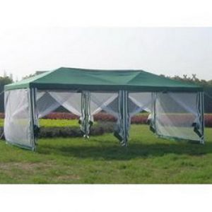 Садовый тент шатер Green Glade  3м х 6м.